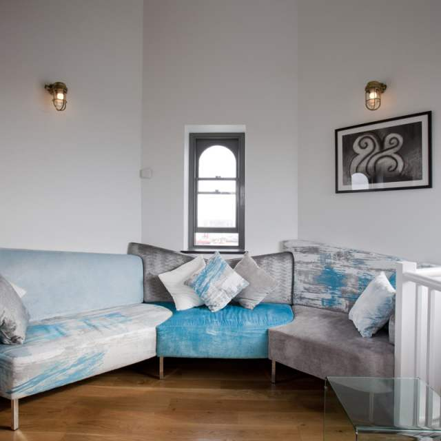 living-room-self-catering-falmouth