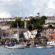 self catering falmouth, holiday cottages falmoth, the observatory tower